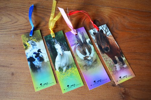 Bookmarks $2 each