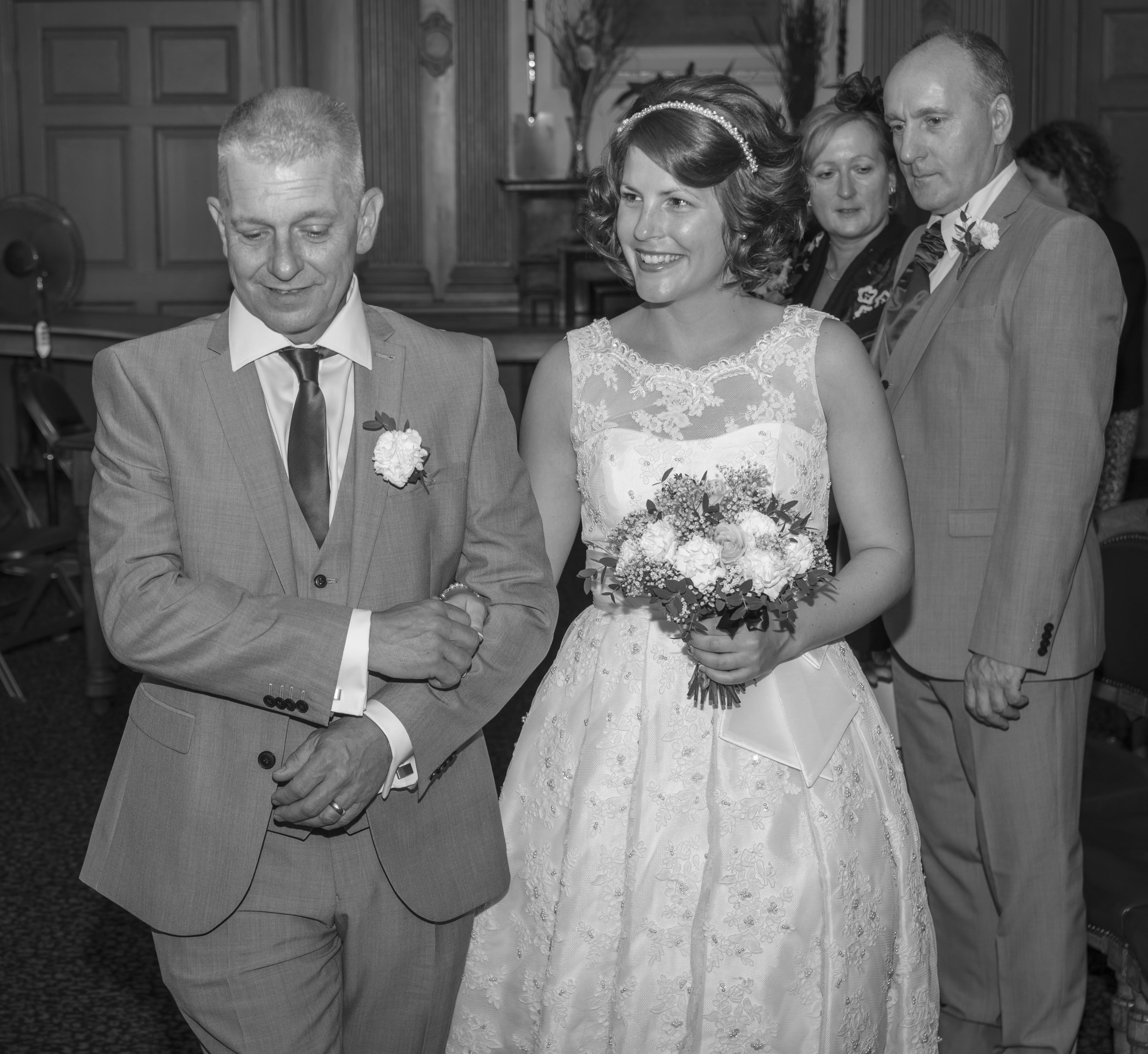 Wedding Photography - Lewes, Town Hall 5