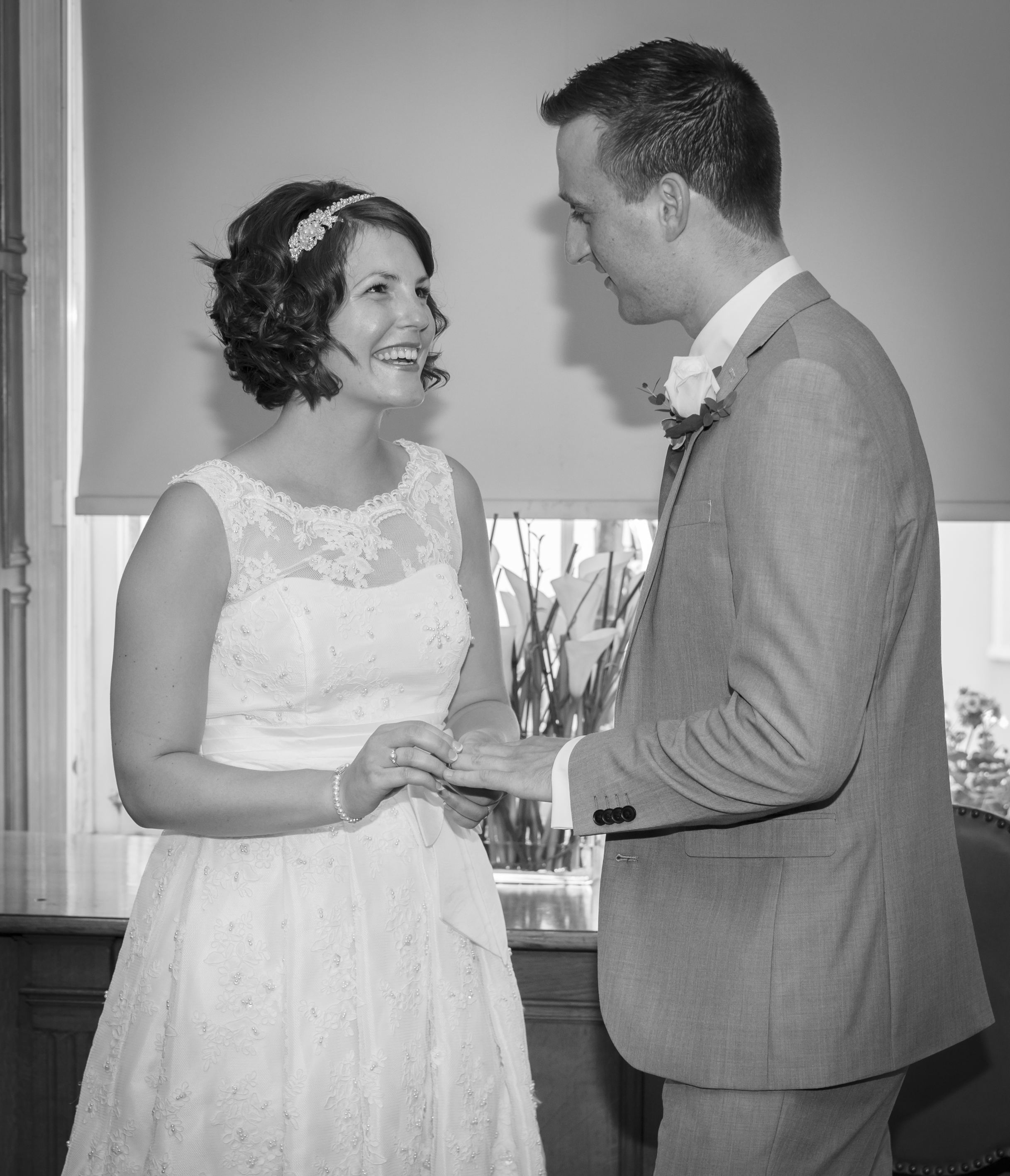 Wedding Photography - Lewes, Town Hall 9