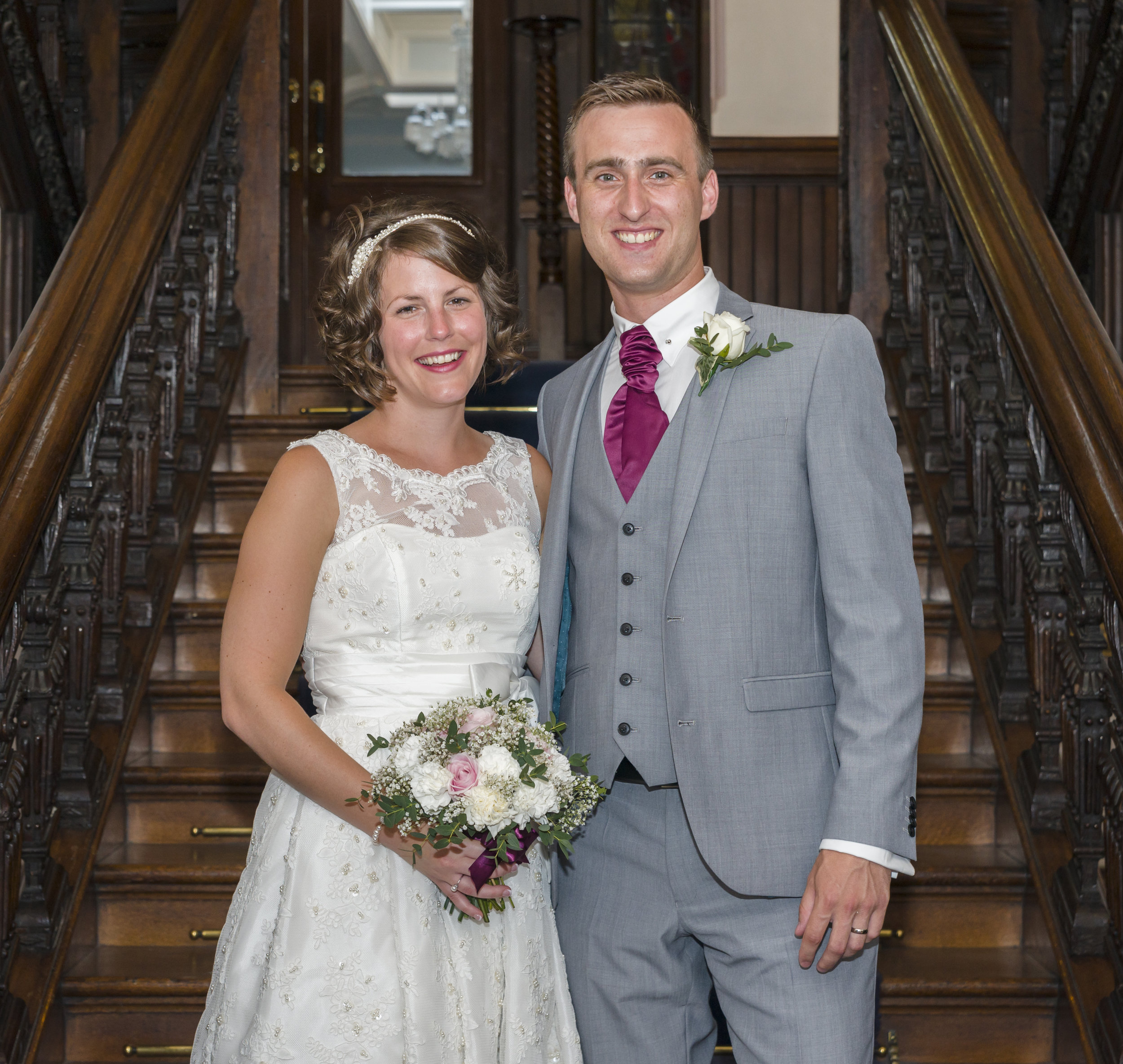 Wedding Photography - Lewes, Town Hall 1