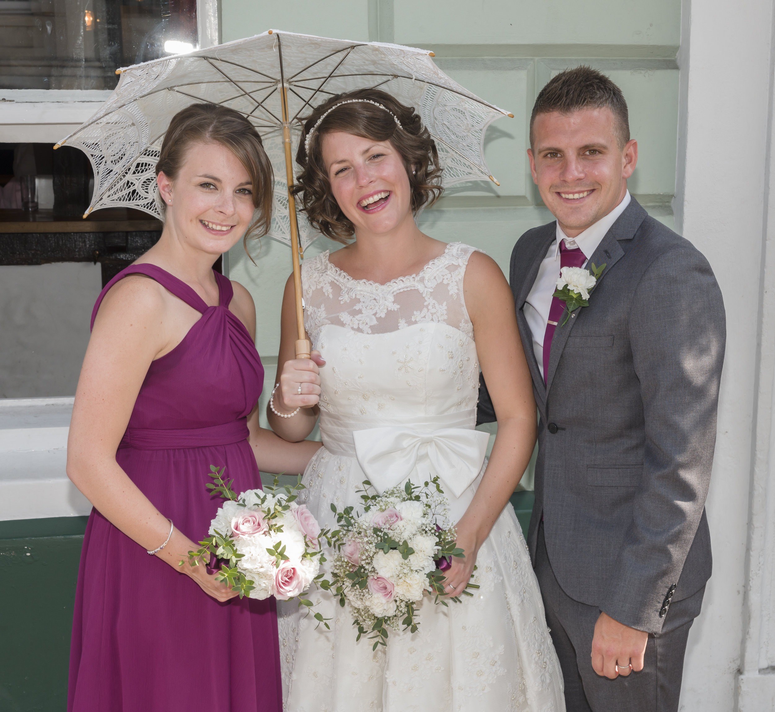 Wedding Photography - Lewes, Town Hall 8