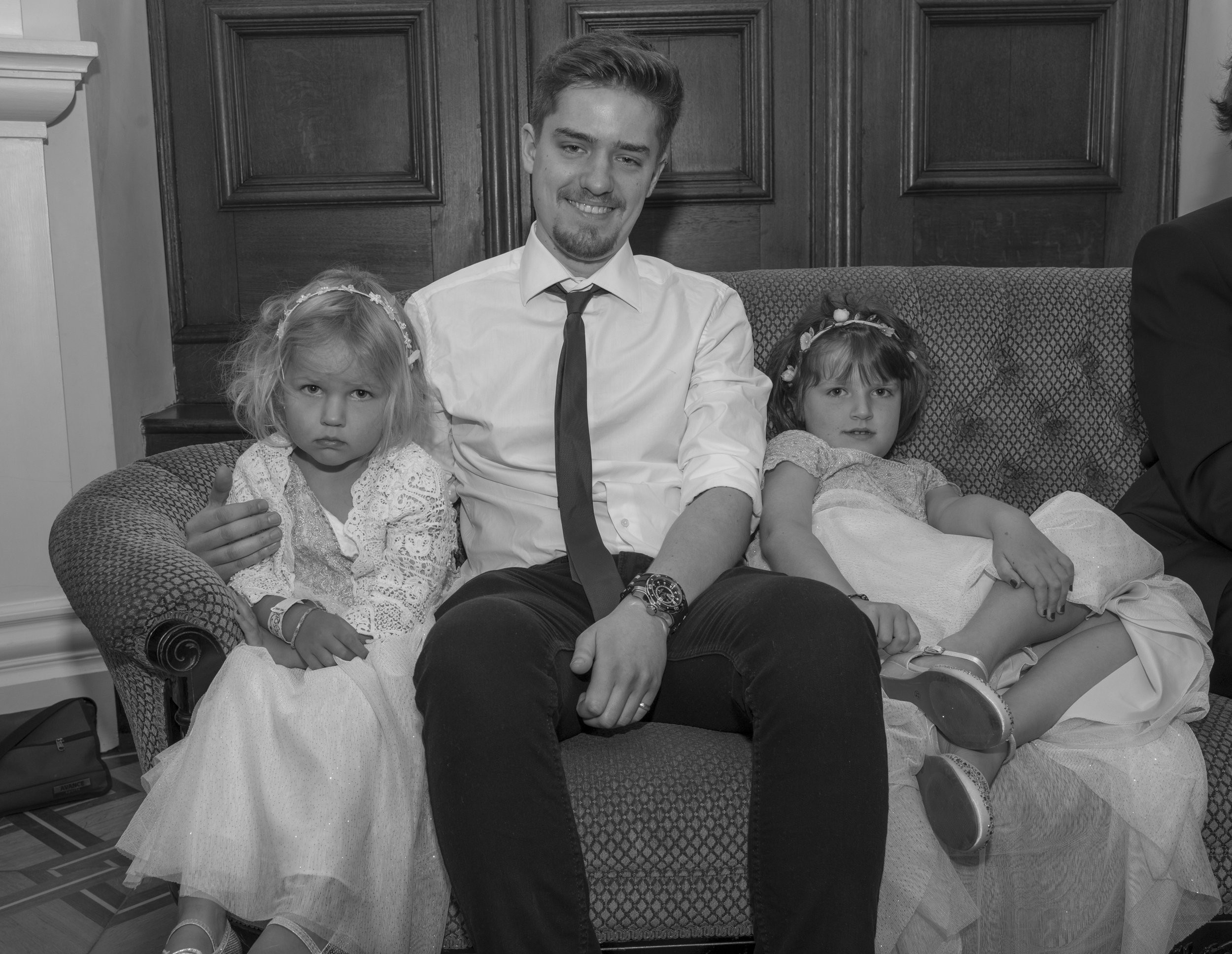 Wedding Photography - Hastings, Town Hall 2