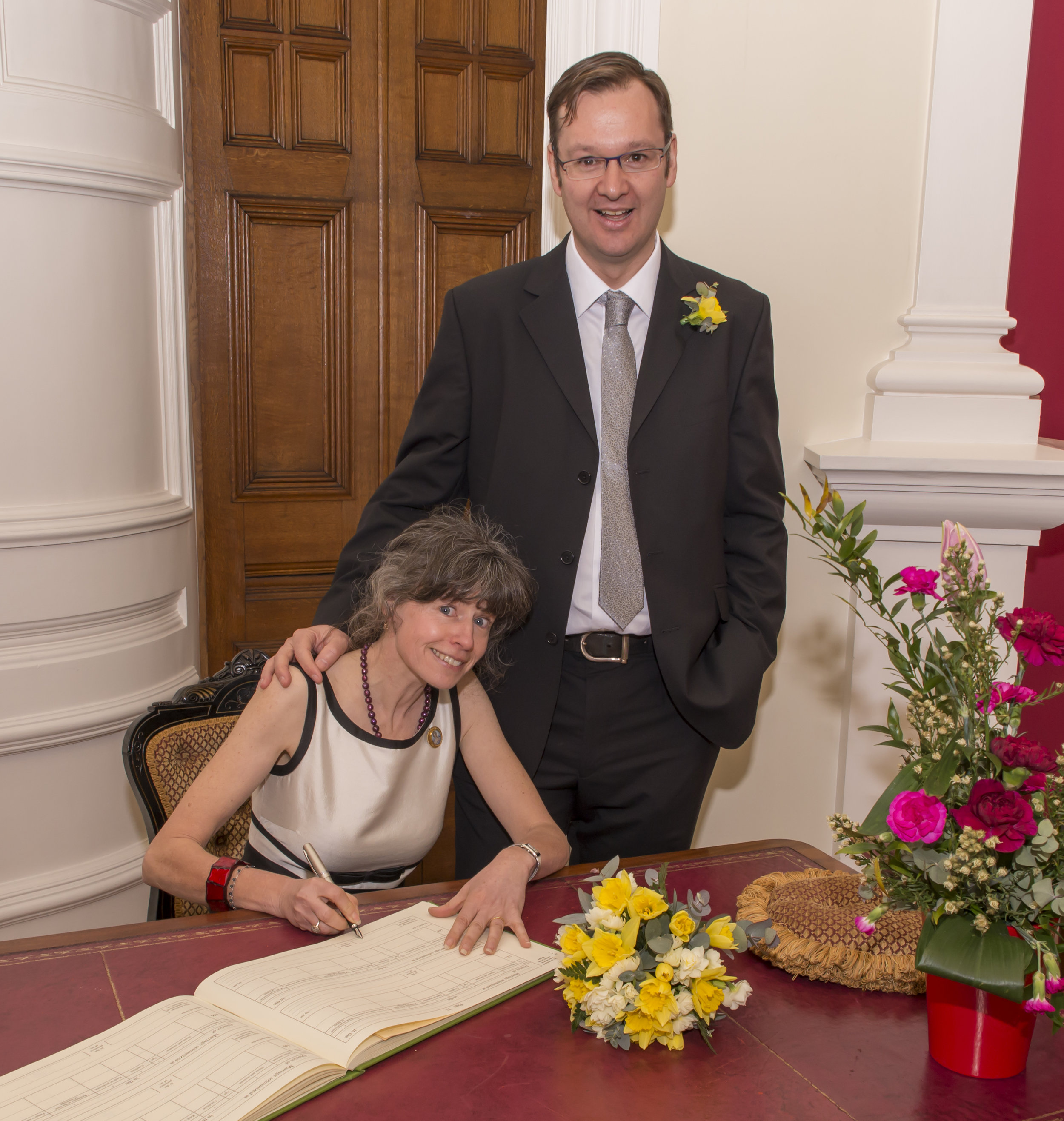 Wedding Photography - Hastings, Town Hall 1