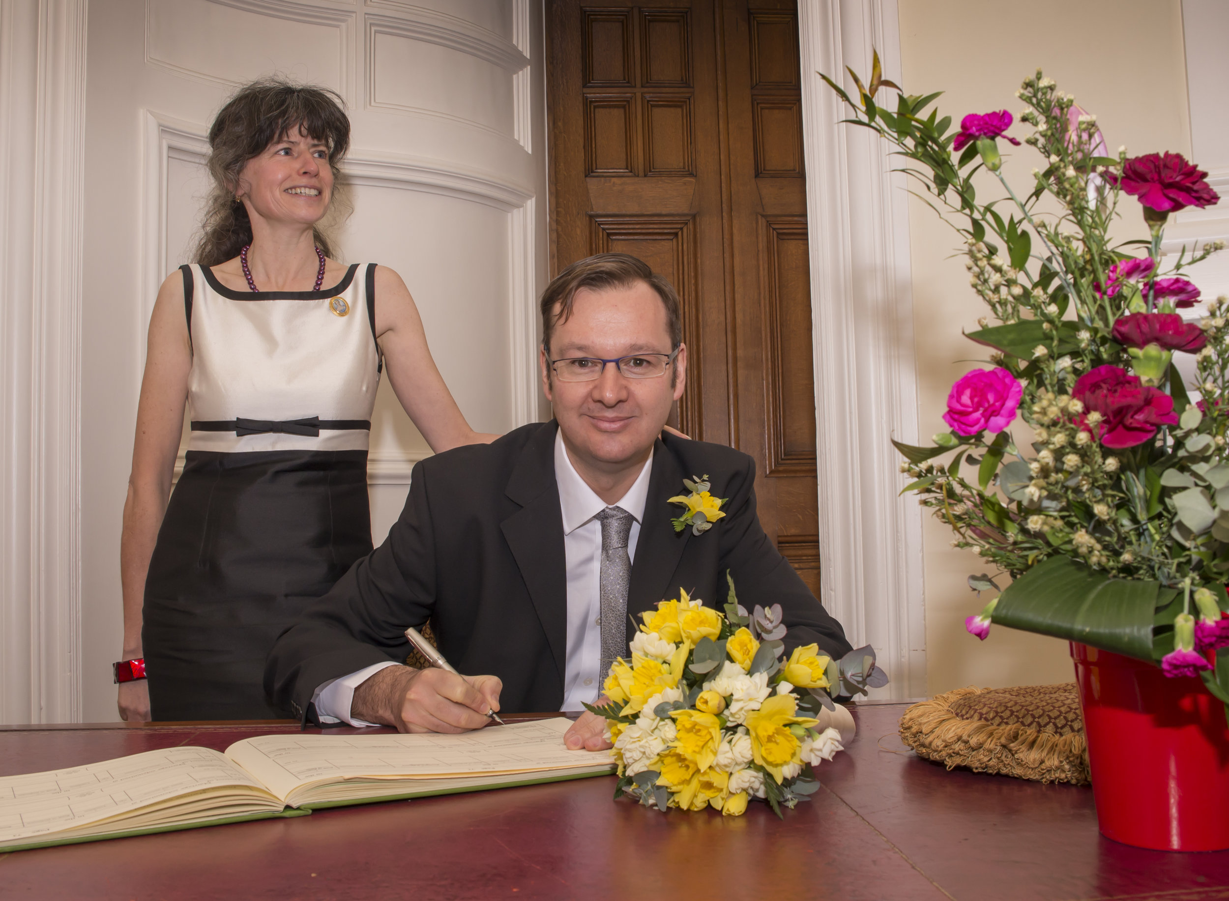 Wedding Photography - Hastings, Town Hall 5