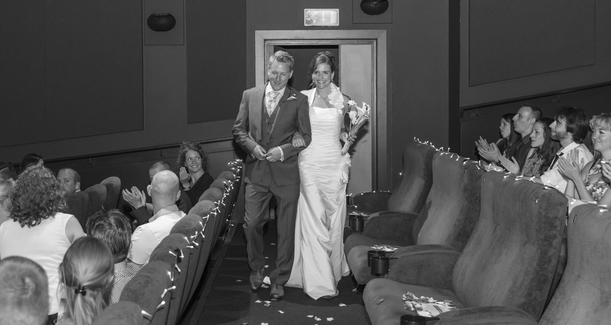 Wedding Photography - Brighton, Komedia 3