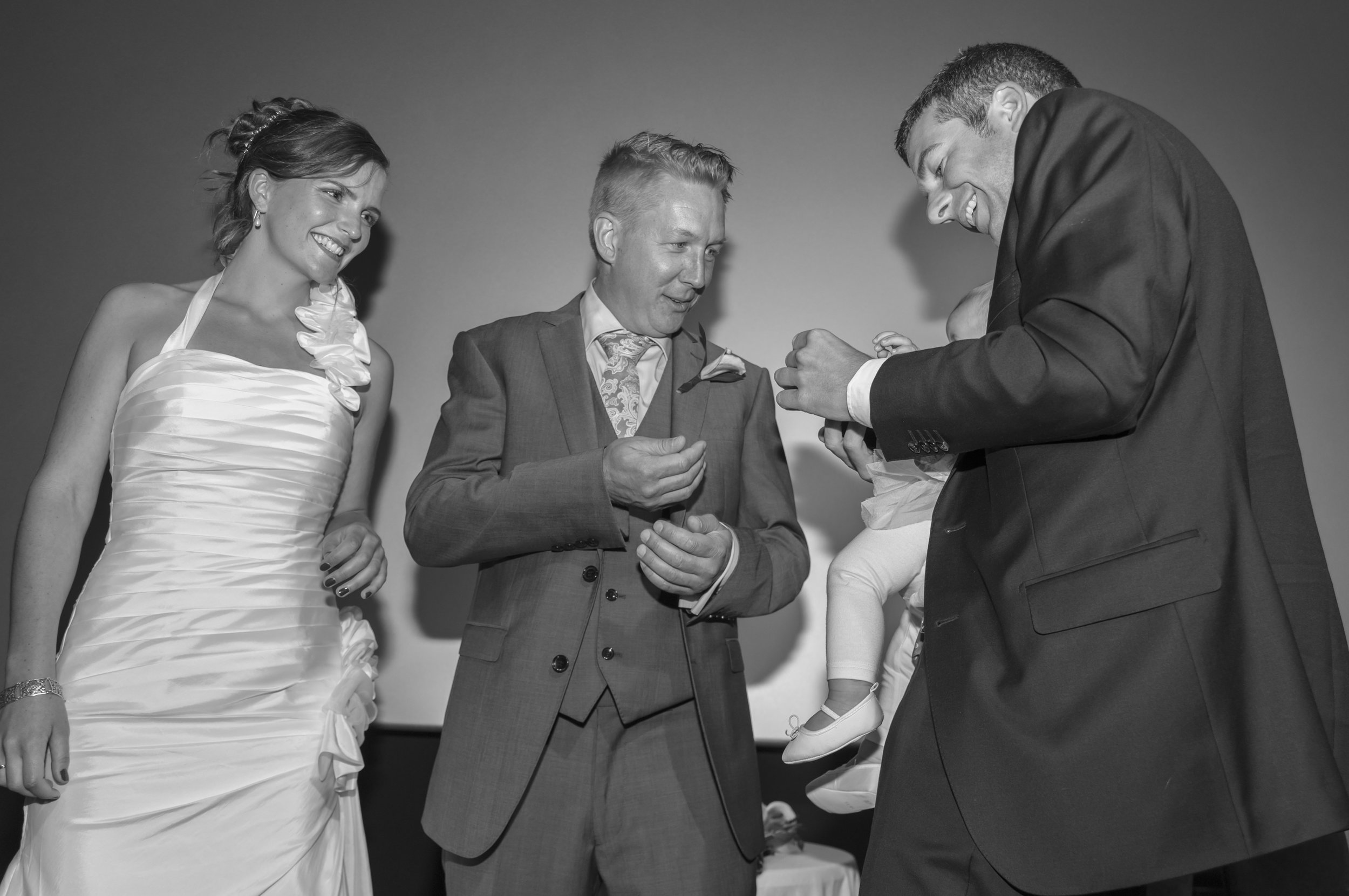 Wedding Photography - Brighton, Komedia 8
