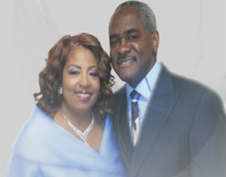 Pastor Darrell & First Lady Lula Coleman