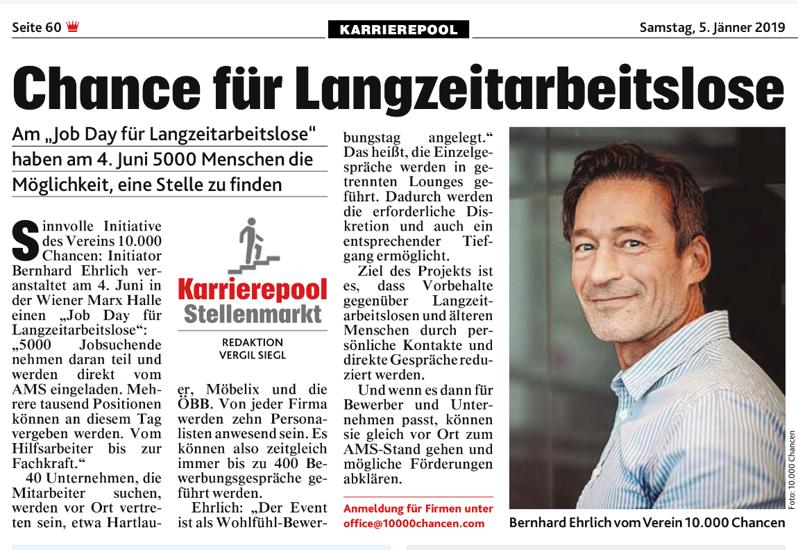 Kronen Zeitung 5.1.2019
