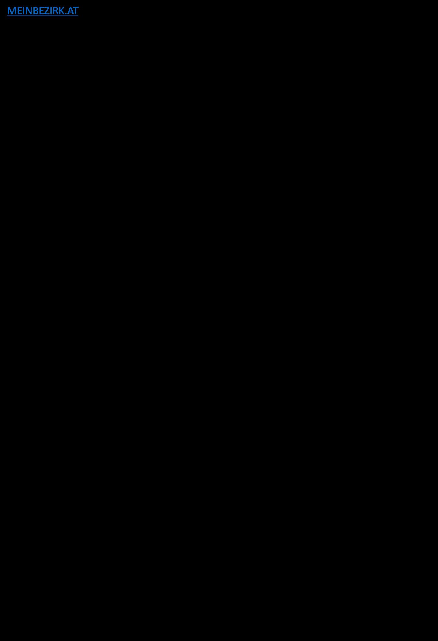 MEIN BEZIRK.at vom 21.5.2019