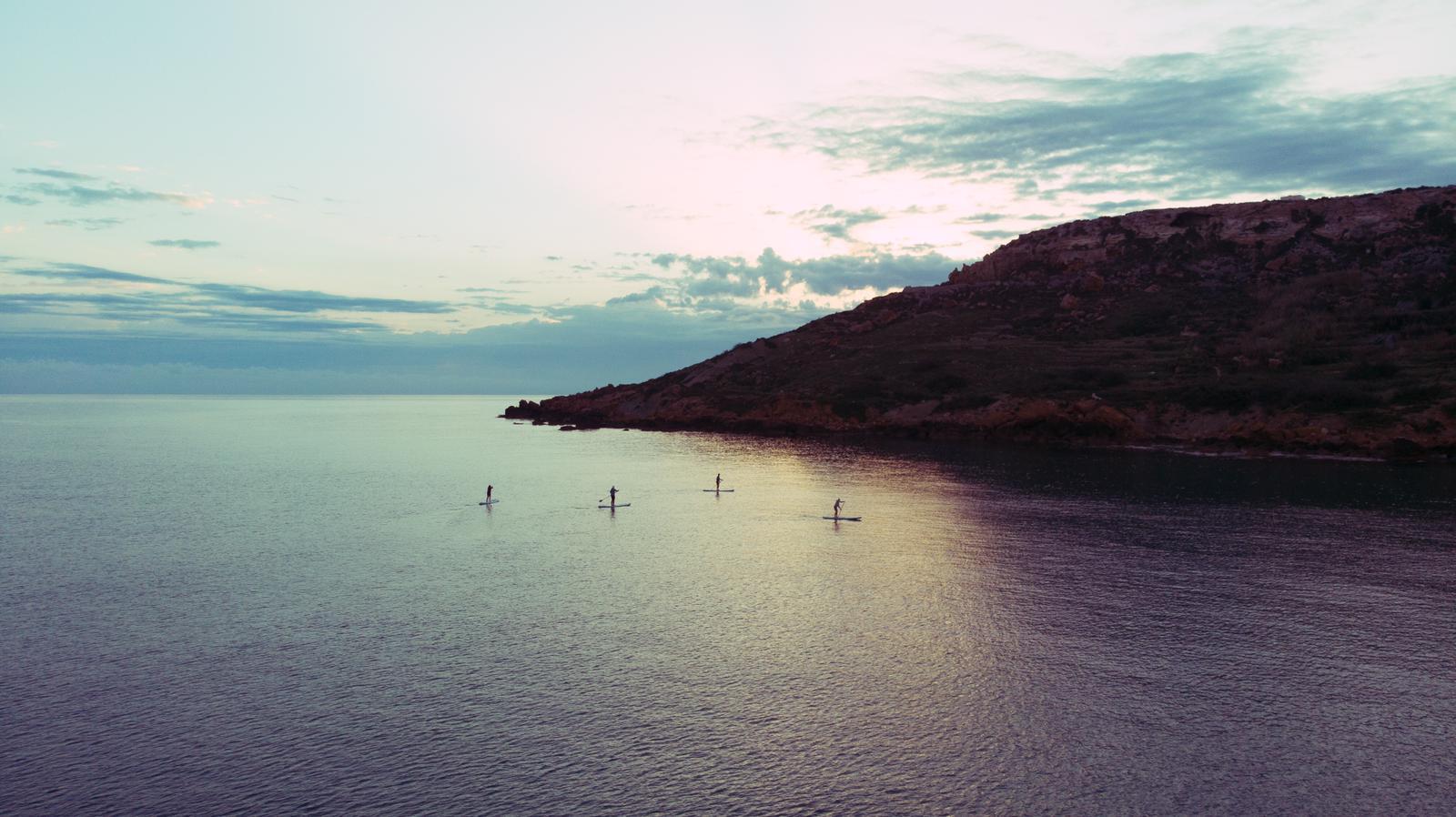 Sunrise-Sup-Tour-Gozo, Malta