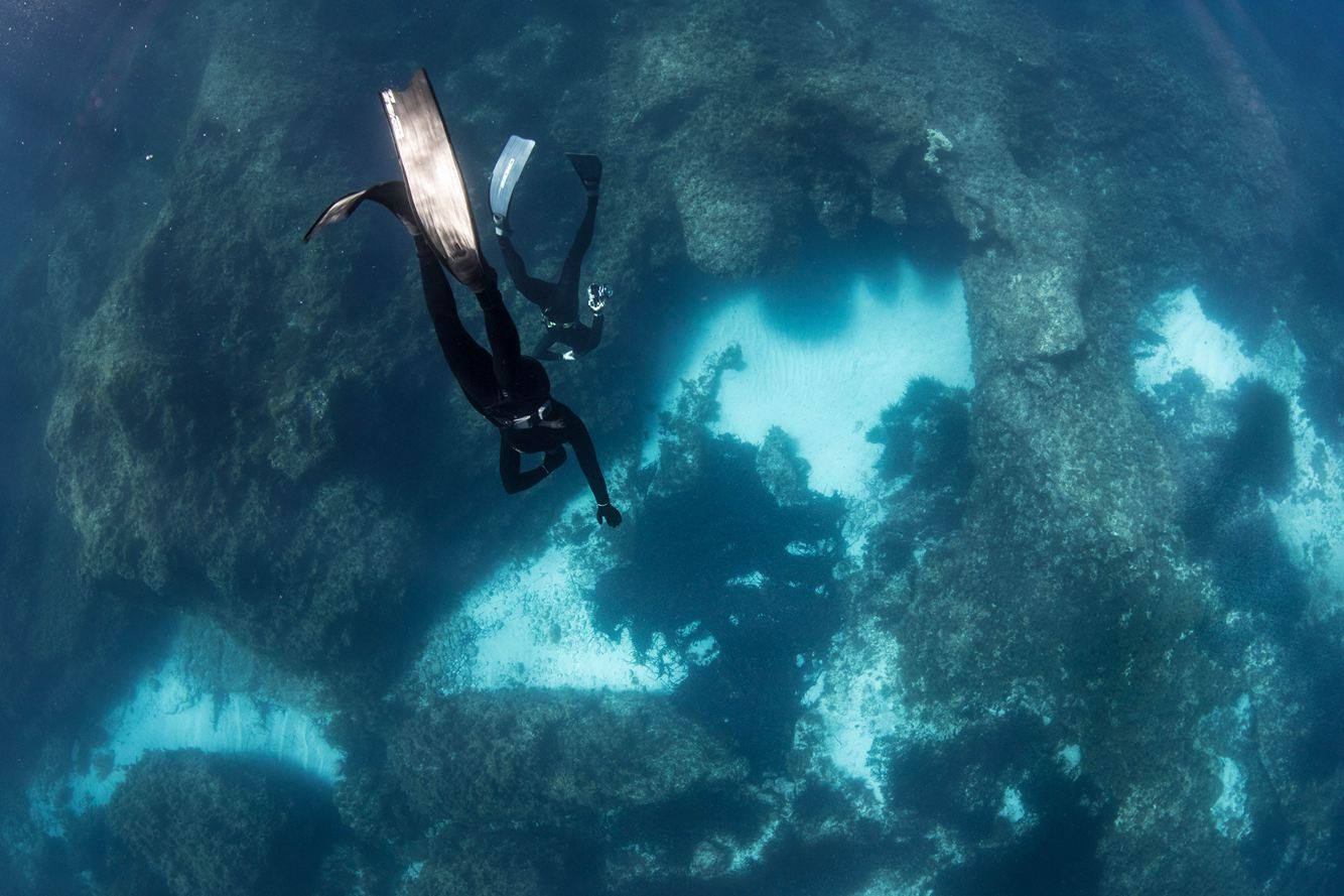 Freediving-comino-Malta