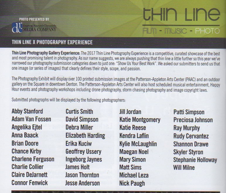 Thin Line Fest 2017