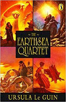 The Earthsea Quartet, Ursula Le Guin - Earthsea and Ursula le Guin deserve a blog post in their own right. The quartet is four separate but sequential fantasy novels, that are thoughtful, philosophical and much more concerned with questions of how we should live than with epic quests or mythical beasts. Despite the ethical weight, they're also just damn good stories. The Tombs of Atuan, the part I read while in Iceland, feels more like a novella. It's about Tenar, a priestess of a disturbing island cult. It's more small-scale than some of the others and way ahead of its time in terms of its nuance.