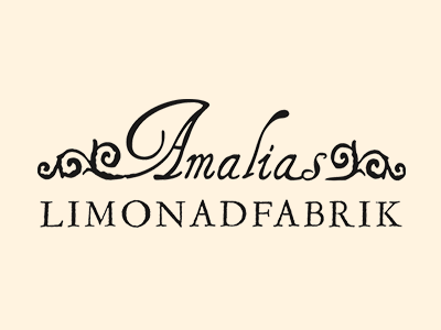 AMALIAS LIMONADFABRIK  Amalias Limonadfabrik - Amalia's Lemonade Factory is proud to be Åland Island's only and one of the very few original artisanal soft drink producer in Finland. Company prepares handmade soft drinks from natural high-quality ingredients like Nordic berries without any artificial additives.