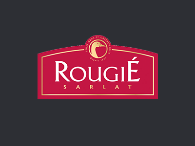 ROUGIÉ  Preferred by foodies across the world, French Rougié brings the highest quality foie gras and moulard duck specialties to home chefs. Rougié's philosophy is based on sustainable farming, innovation and a great passion for details.