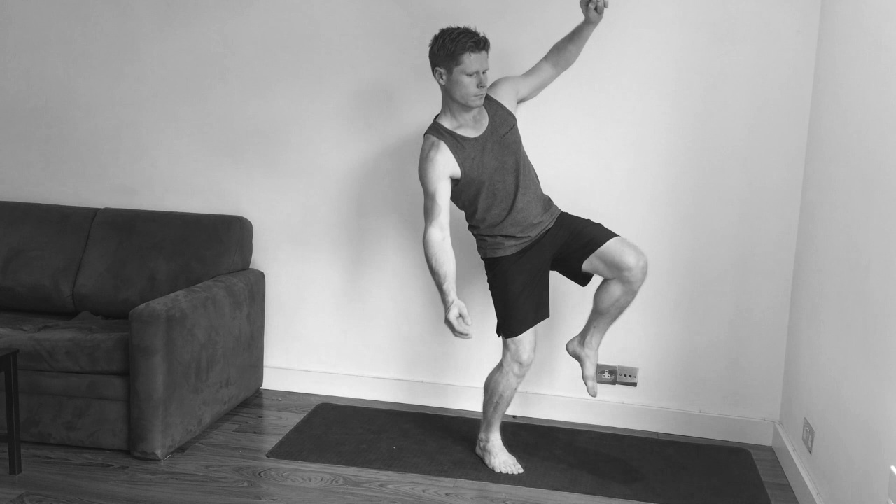 Equilibre, single leg