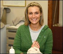 lower limb physical therapist