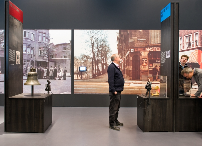 Kunsthal Rotterdam 'The Second World War in 100 Objects'