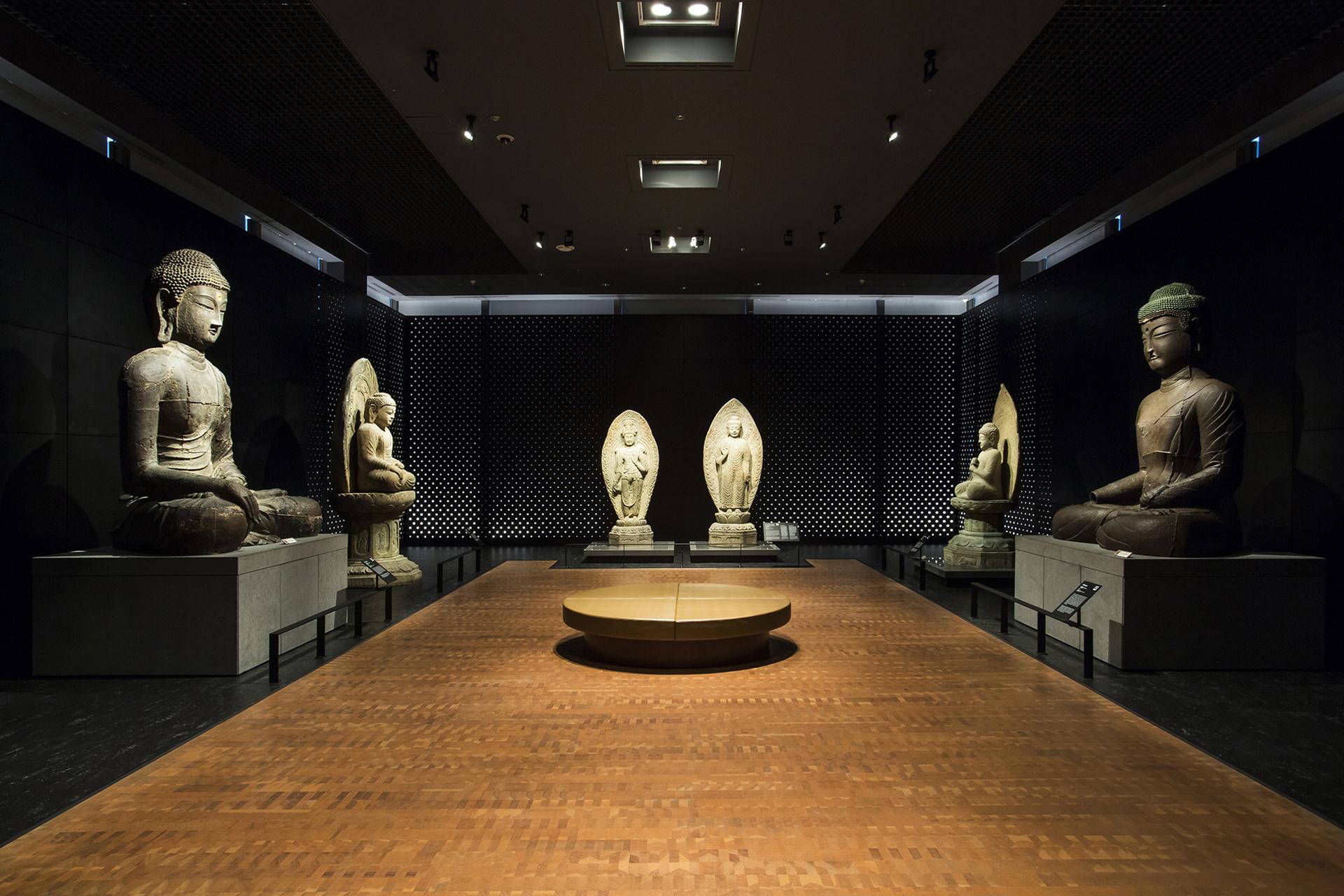National Museum of Korea Buddha Gallery