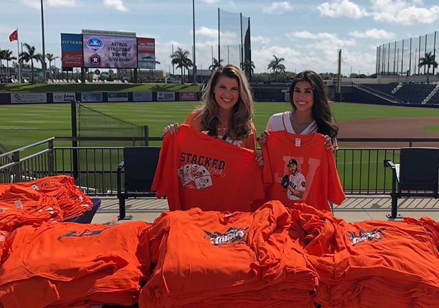 ‪Make sure to get your Strozone T-Shirt today!‬ ‪Limited to the first 1000 fans!‬ ‪#FITTEAMBallpark #Astros‬