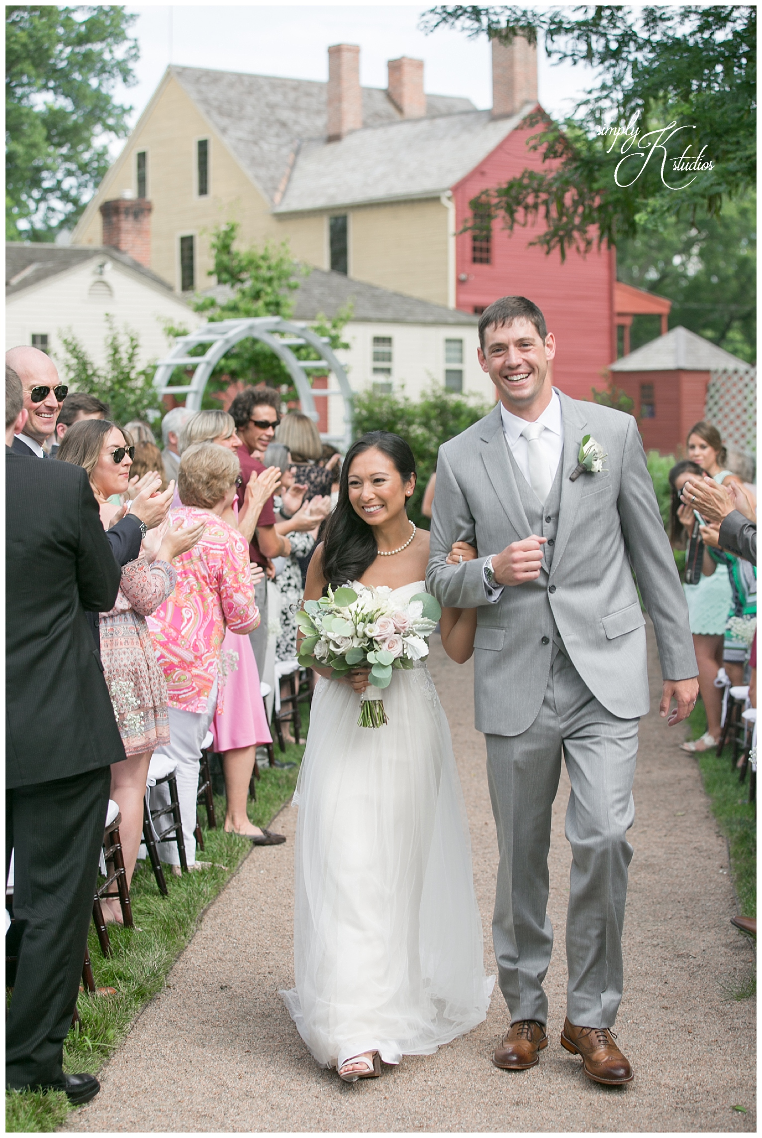 Wedding Ceremony at the Webb Barn.jpg