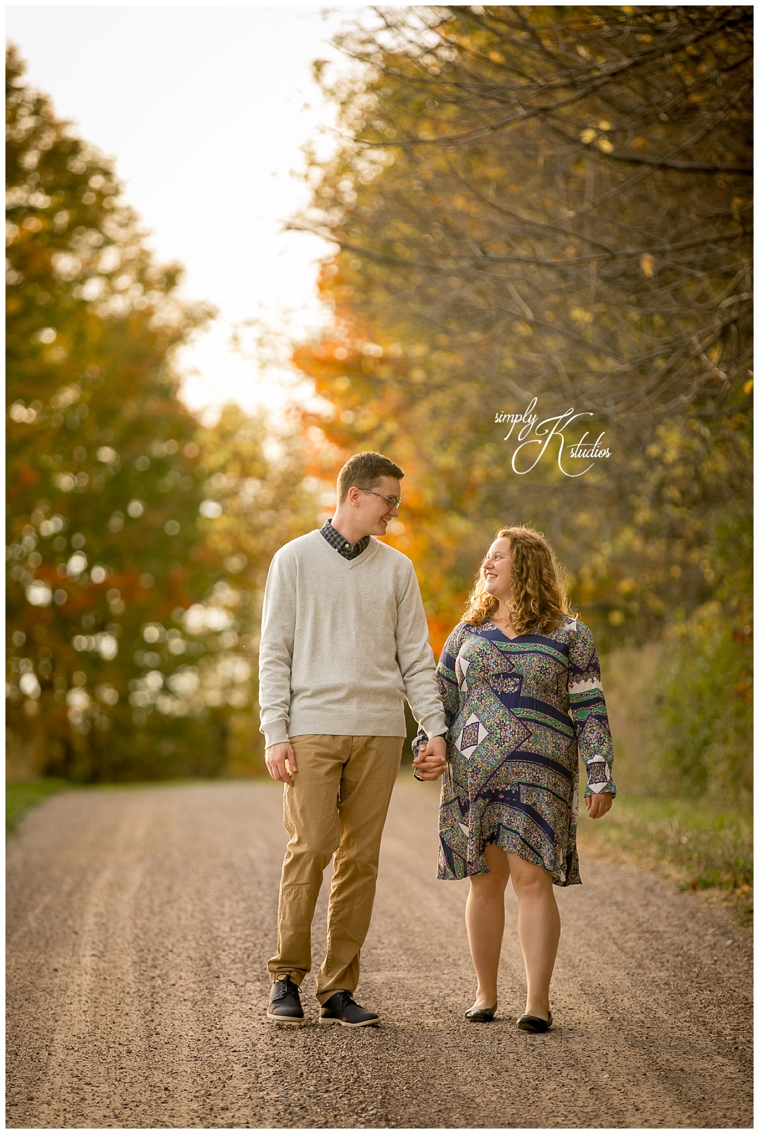 Fall Engagement Photos in Vermont.jpg
