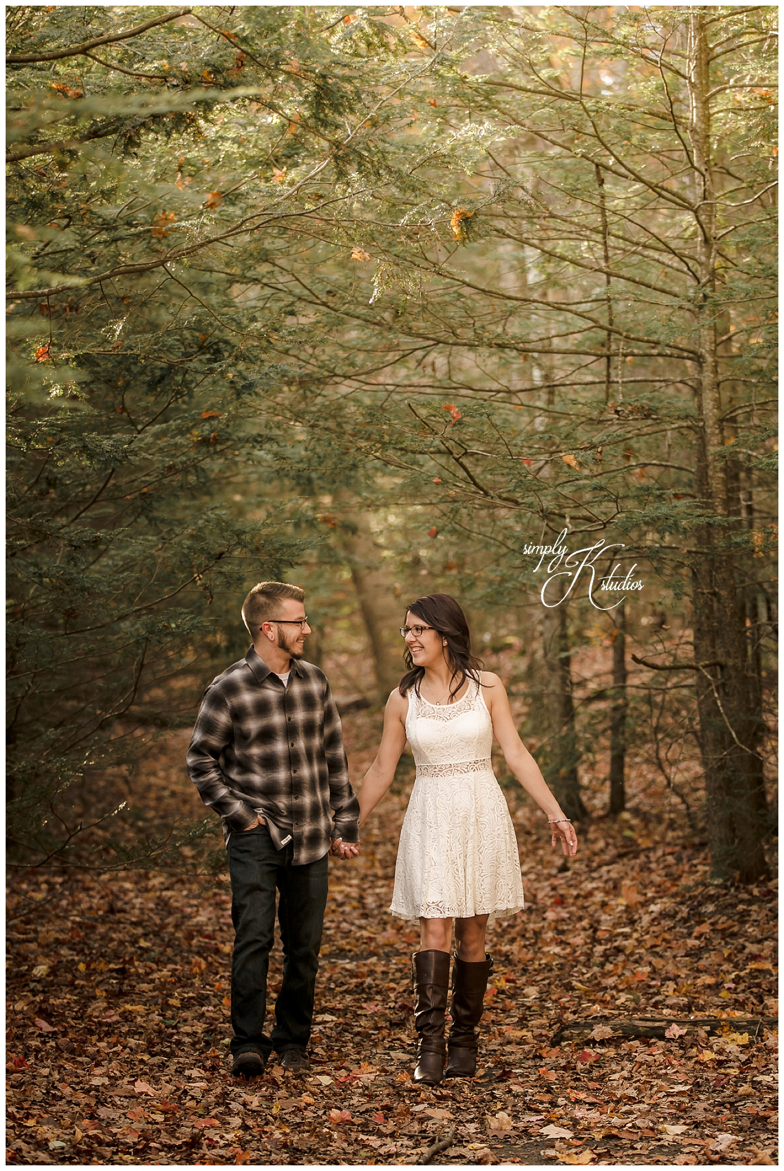 Outdoors Engagement Sessions in Connecticut.jpg