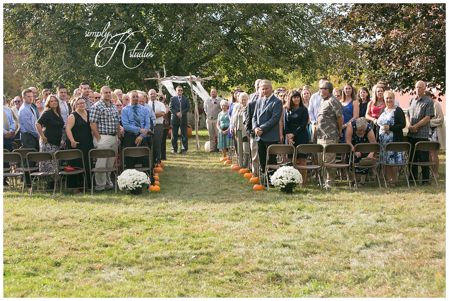 Wedding Ceremony in South Windsor CT.jpg