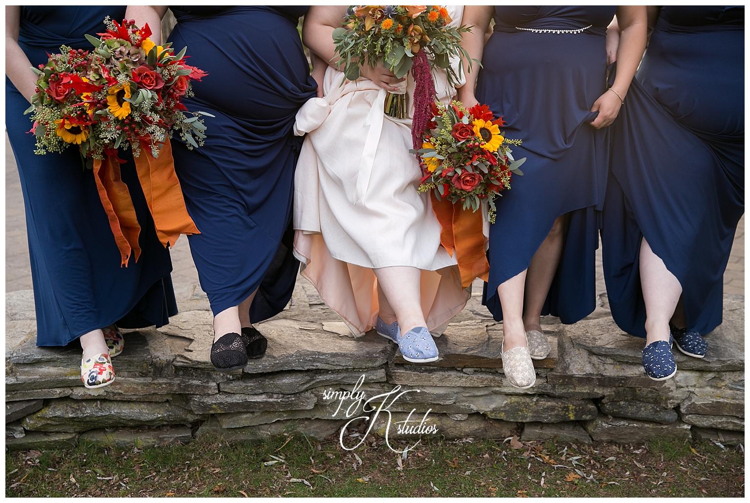 Ideas for Bridesmaid Shoes.jpg