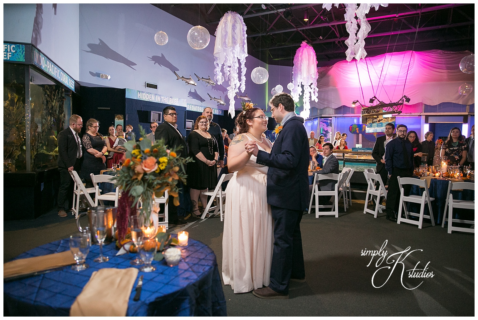 Mystic Aquarium Wedding Reception.jpg