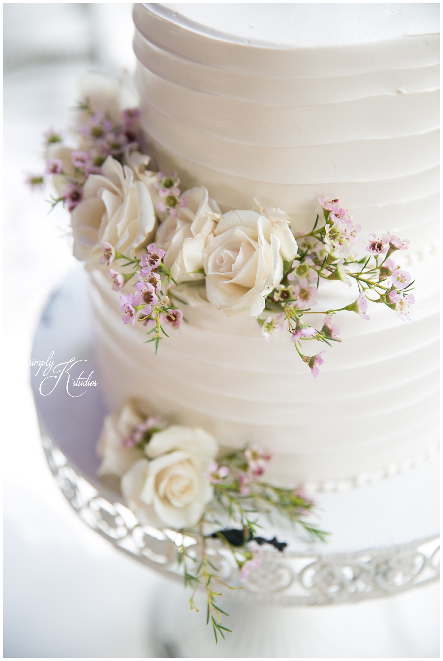 Flowers on a Wedding Cake.jpg
