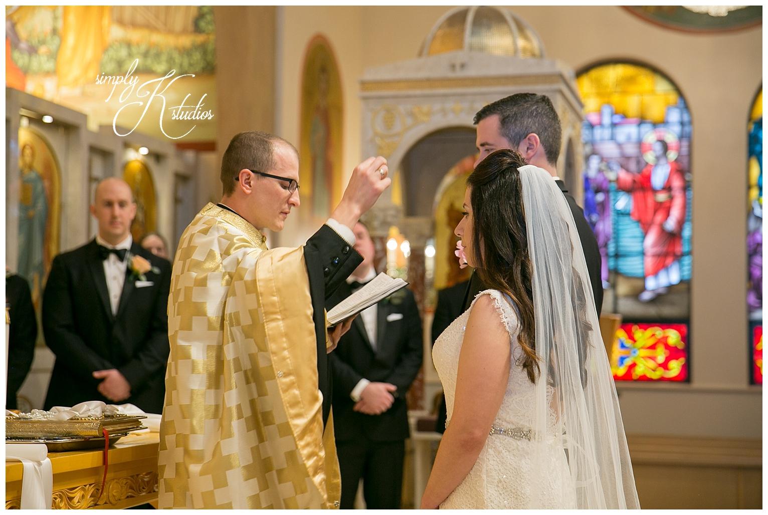 Greek Wedding at The Simsbury Inn | Connecticut Wedding