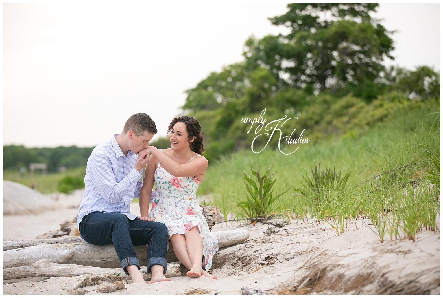 Beach Engagement Sessions in CT.jpg
