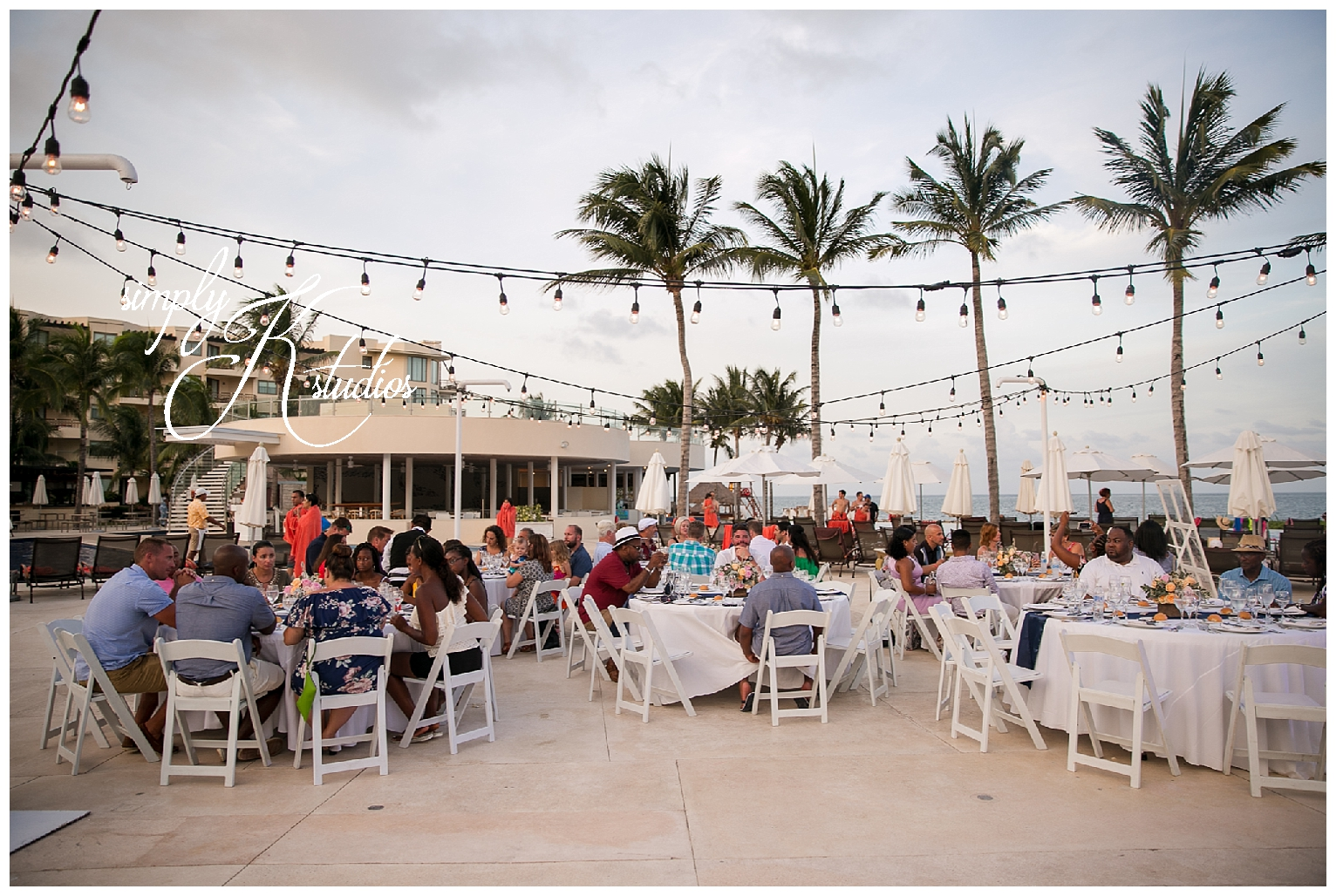 Wedding Reception at Dreams Riviera Cancun.jpg