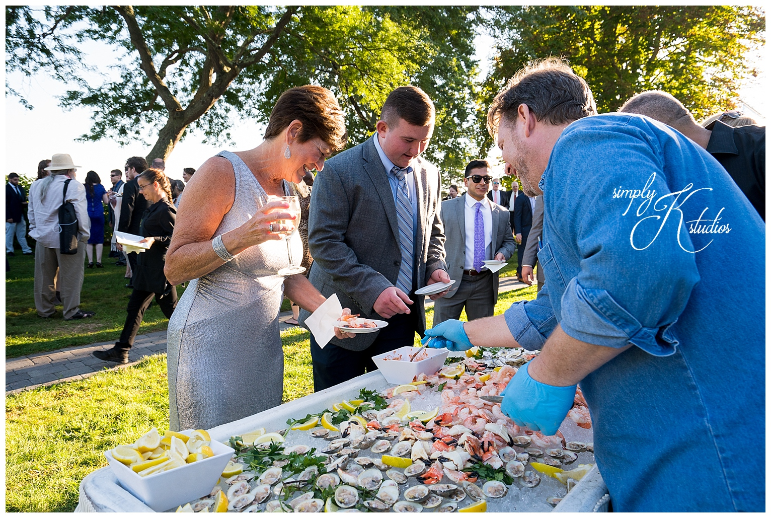 Raw Bar at a Wedding.jpg