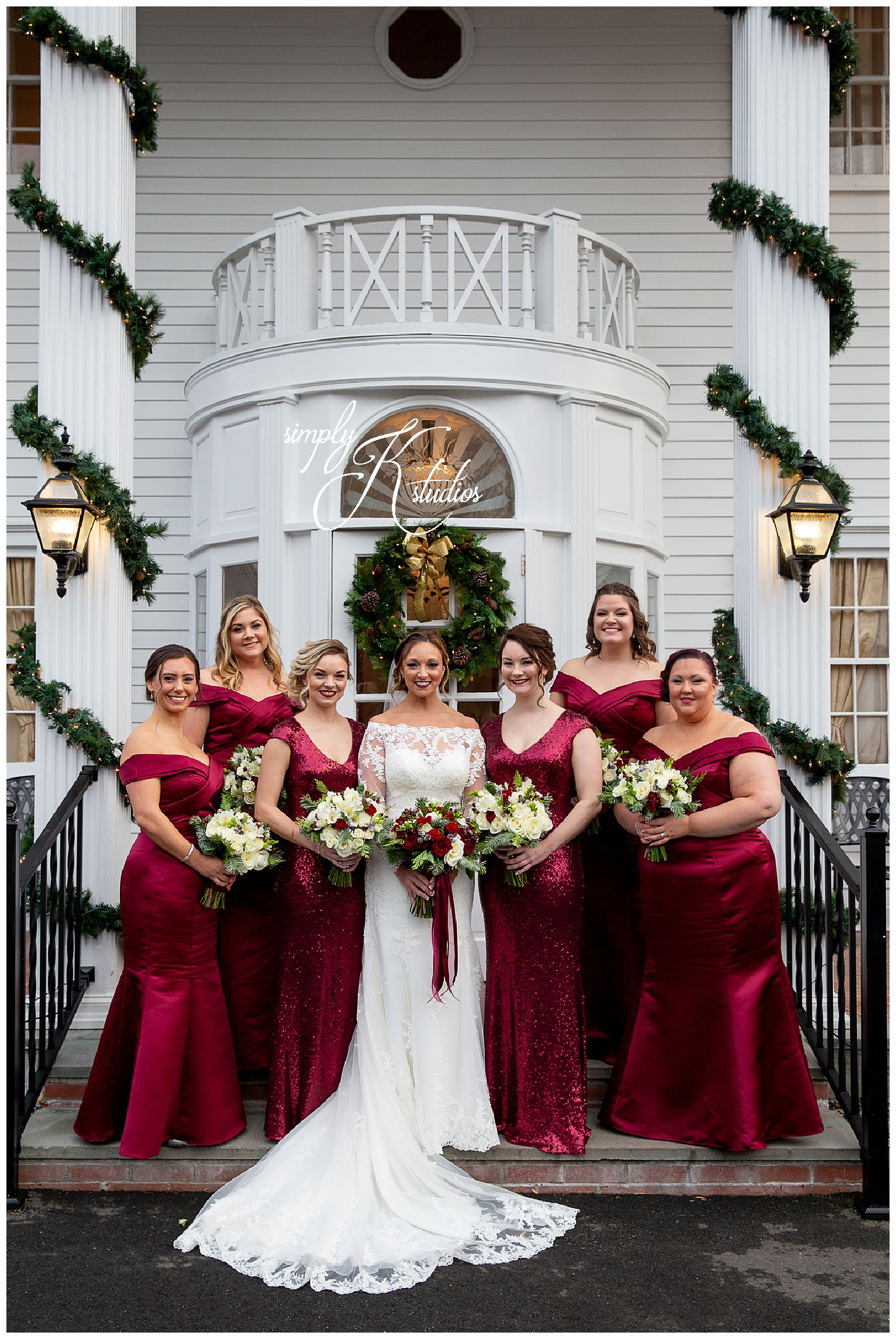 31 Crimson Bridesmaid Dresses.jpg