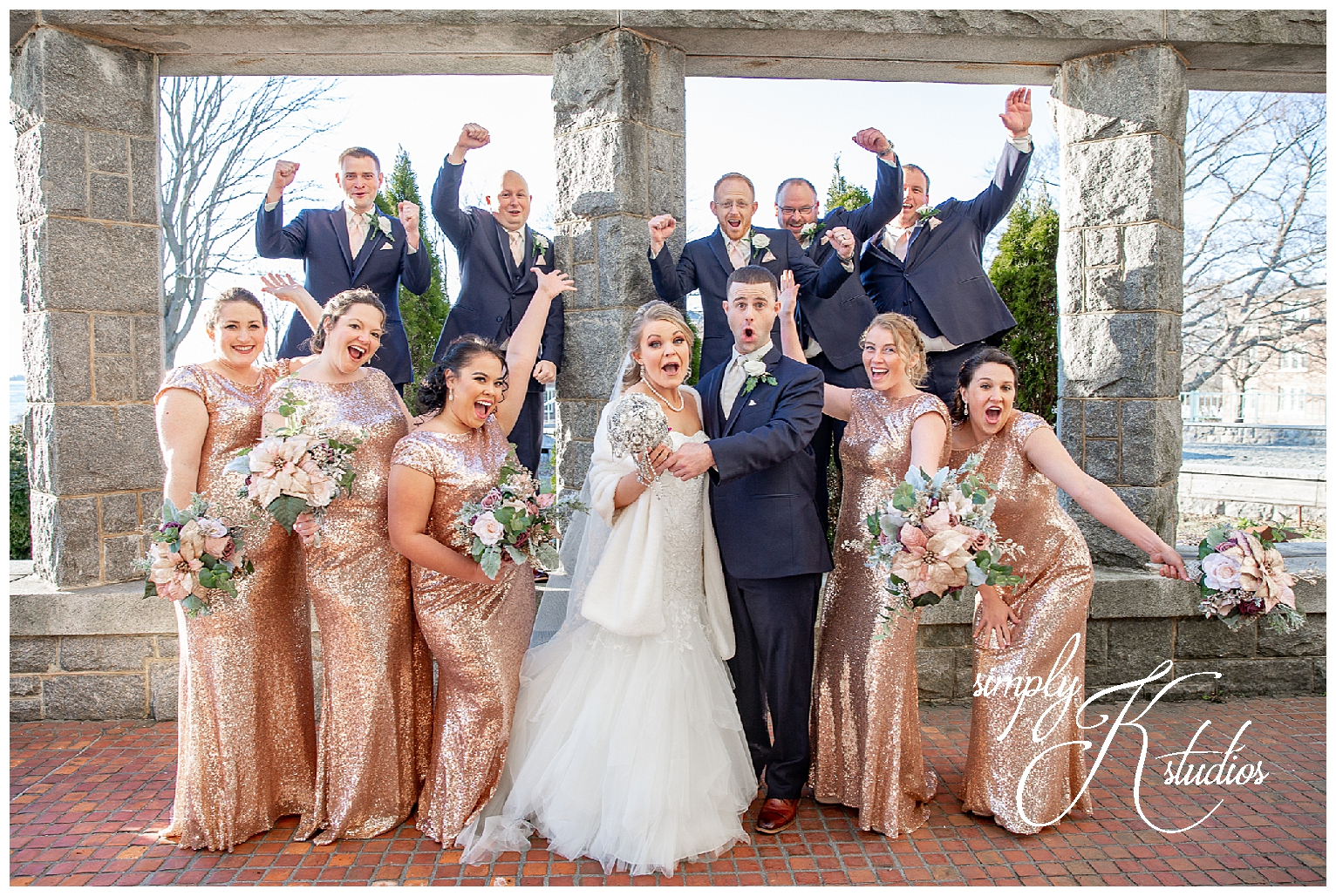 30 Winter Wedding Photos in CT.jpg