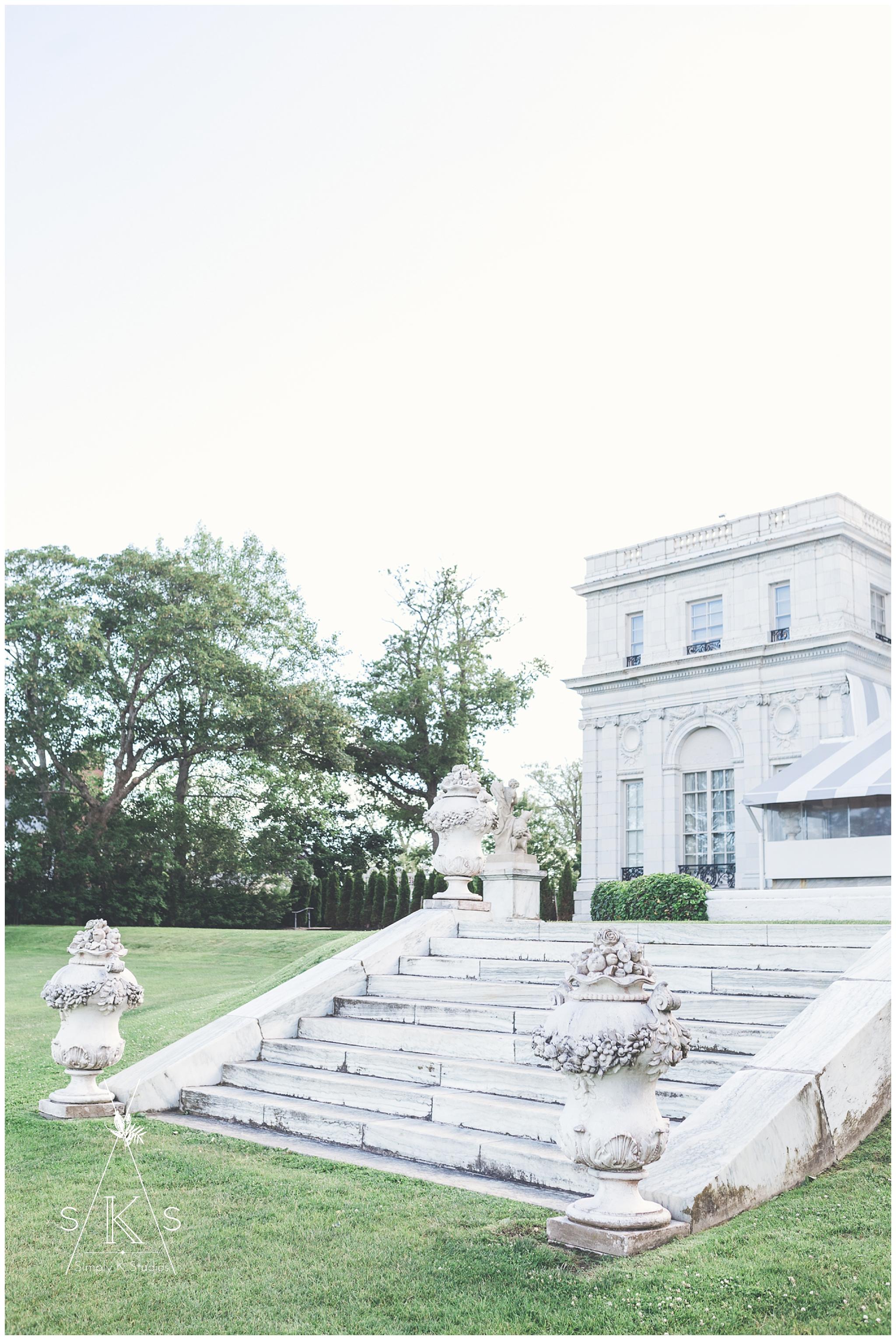 Newport RI Architecture
