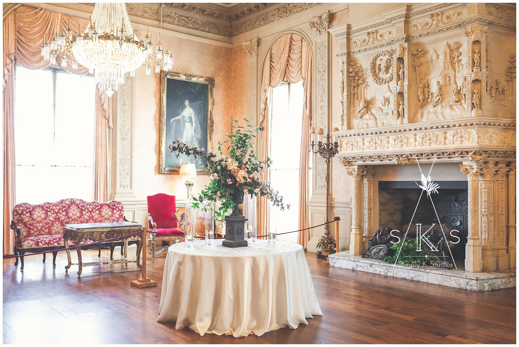 Rosecliff Mansion Wedding