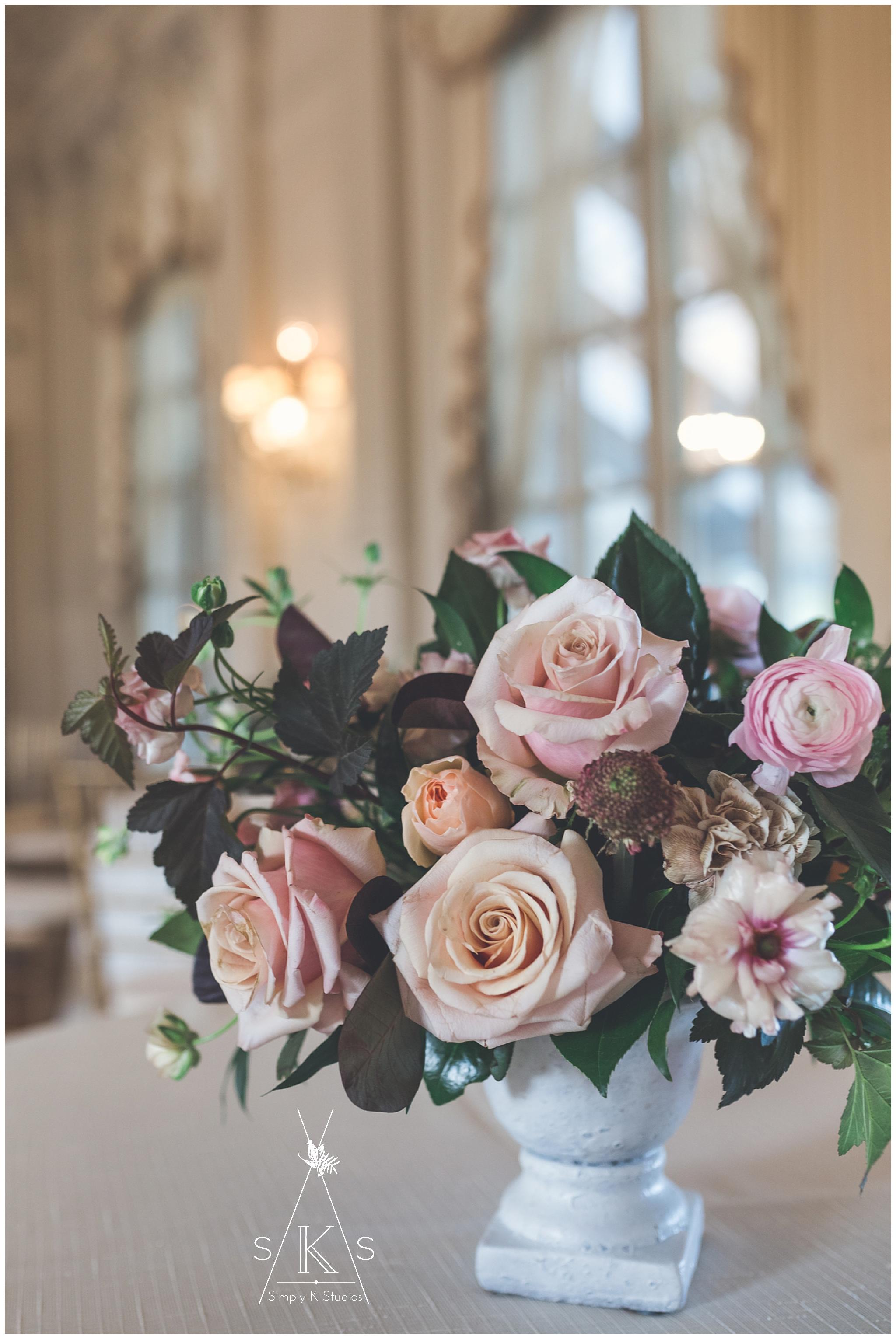 Newport RI mansion wedding