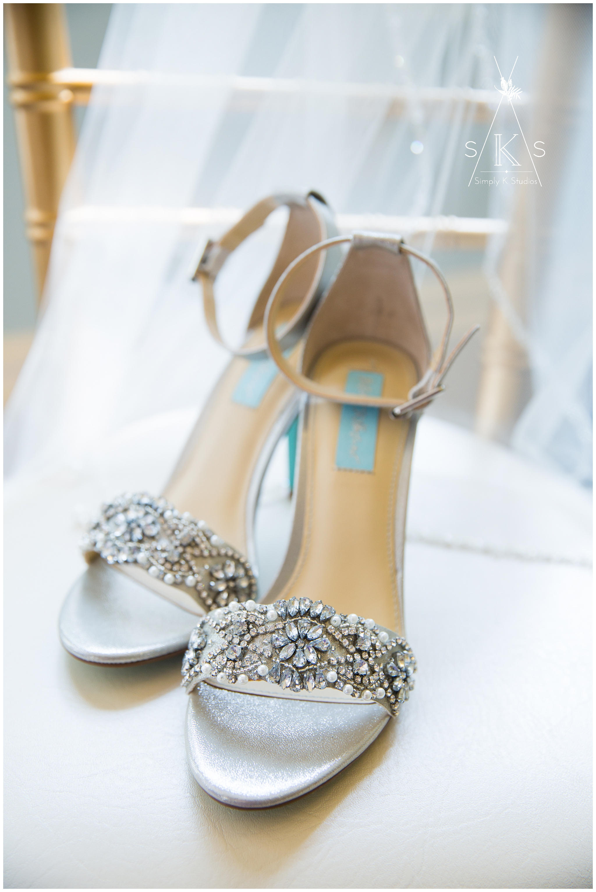 Wedding Shoes with Heels