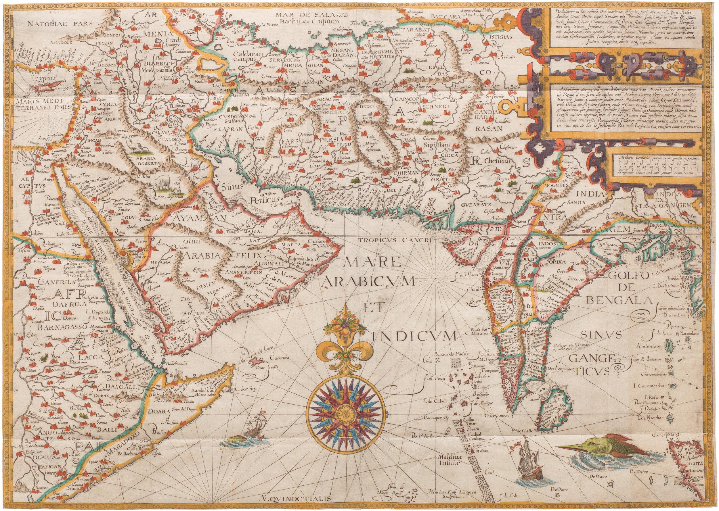1596 - Linschoten