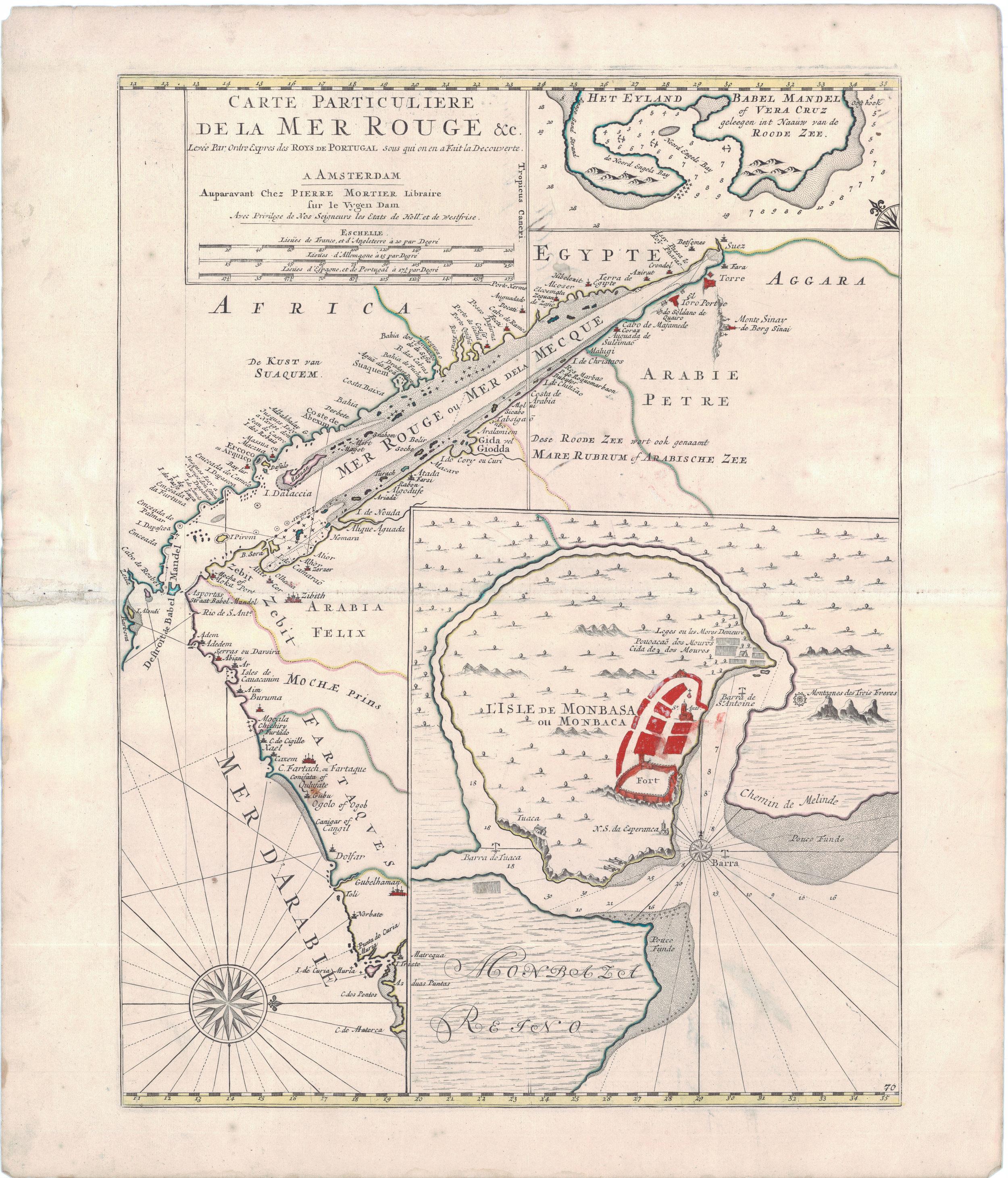 1740 - Mortier