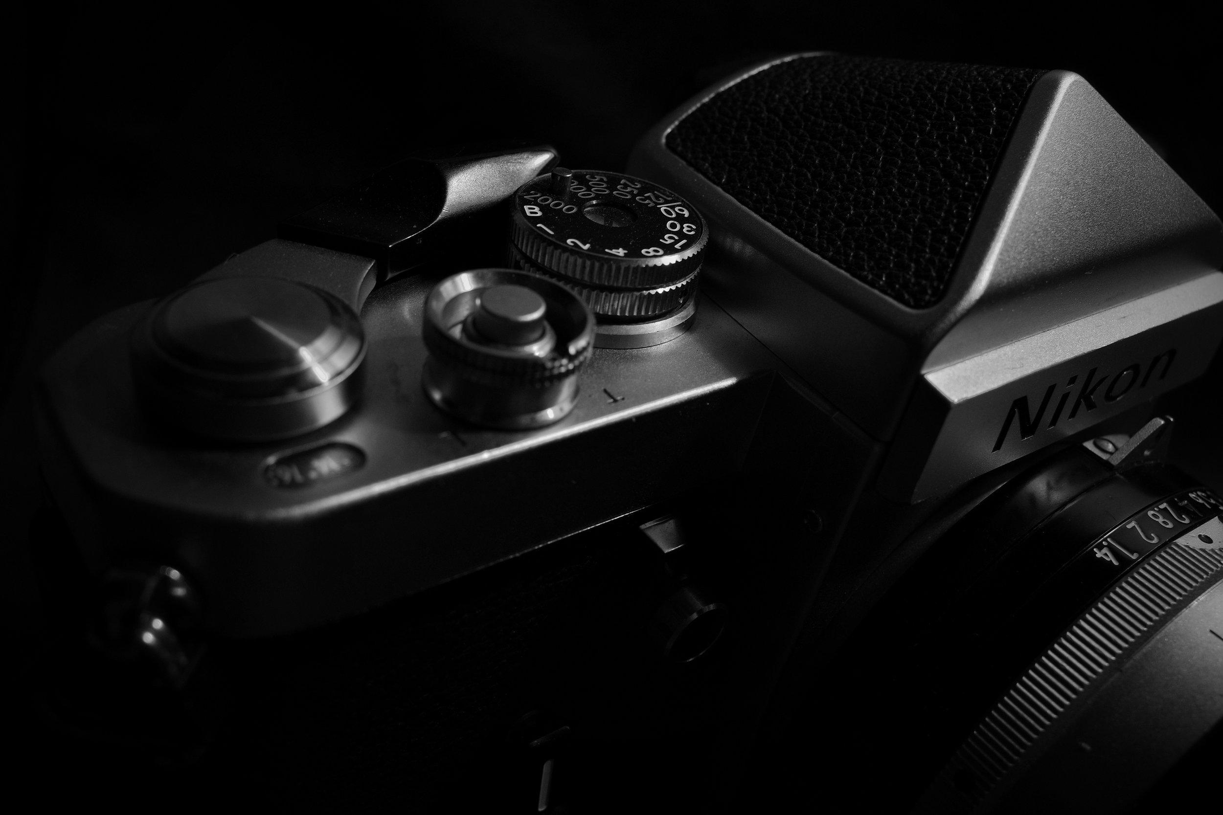 """Nikon F2, aka """"Nikotaro"""""""