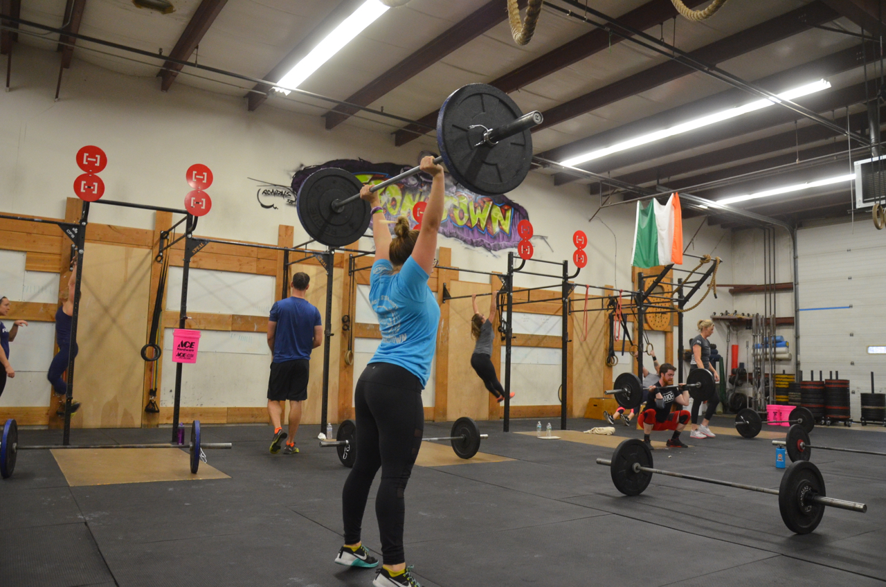 Lu locking out her thrusters.
