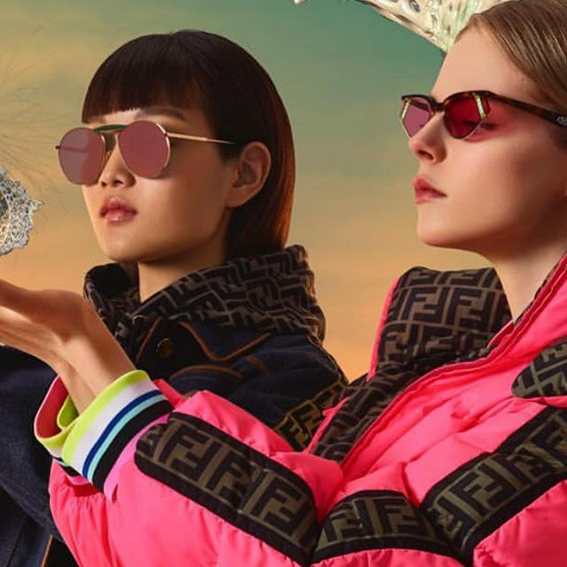 Korean eyewear @gentlemonster brand continues to delight with its two most recent collaborations with @fendi and its smart 🕶 collab with @huawei