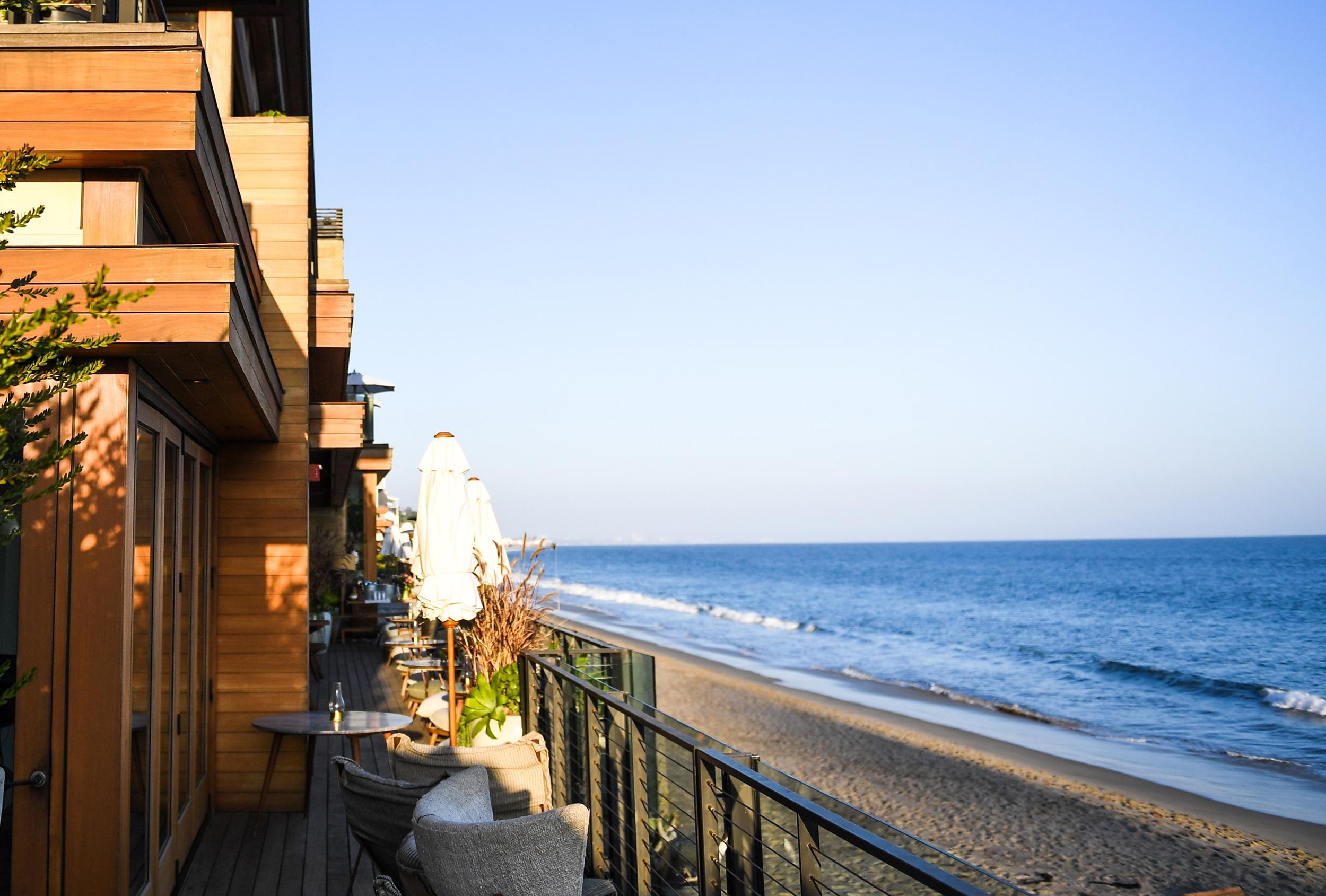 Little Beach House, Malibu