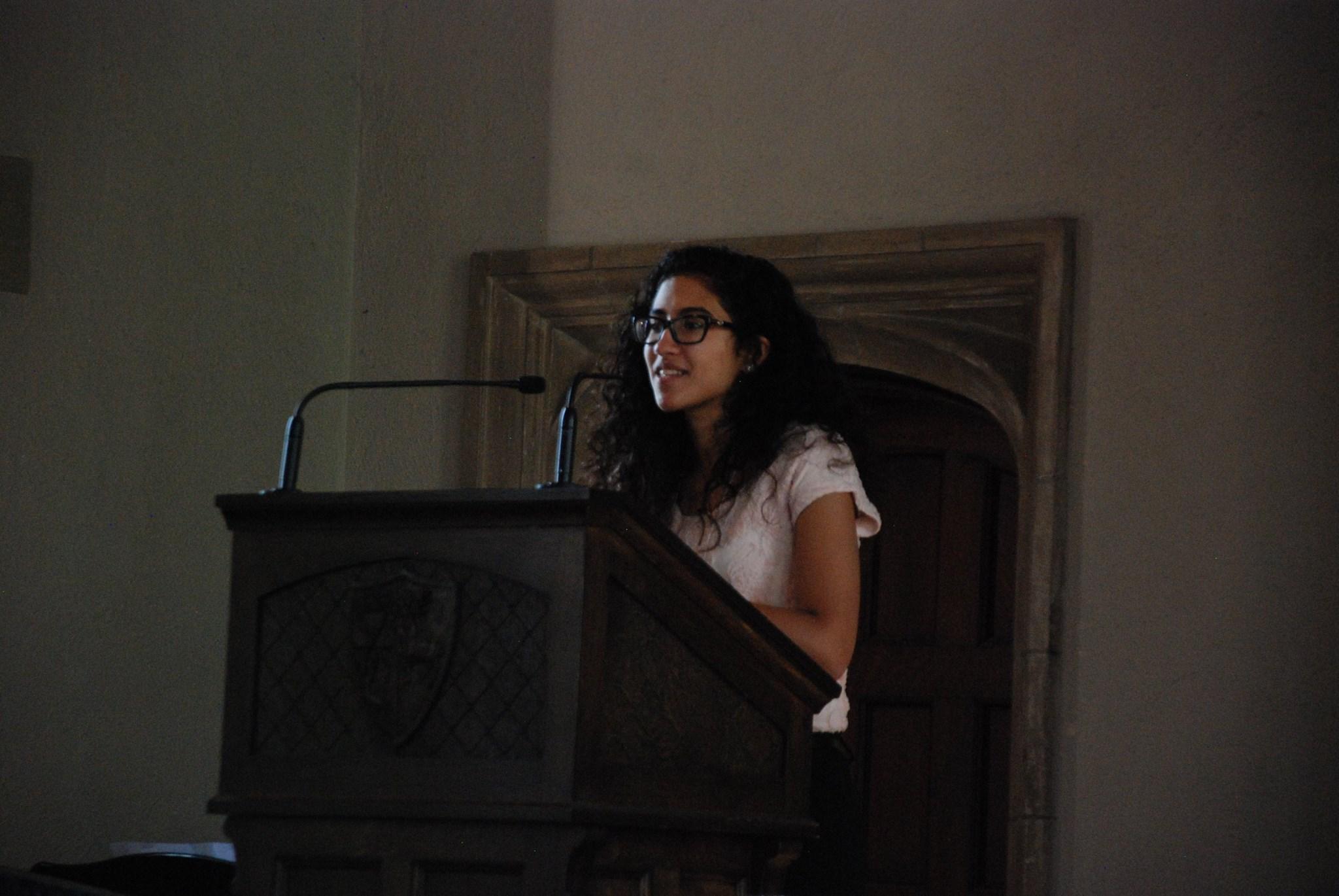 Roaa Shoukry, Secretary-General (2017), Senior Advisor (2018)