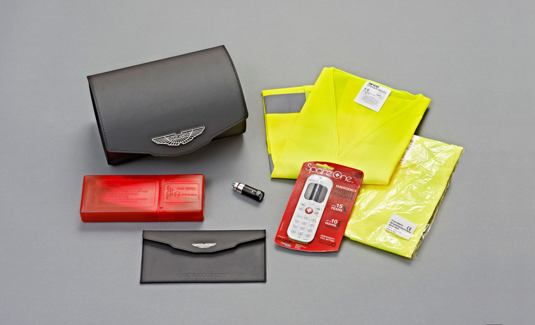 Aston Martin Products