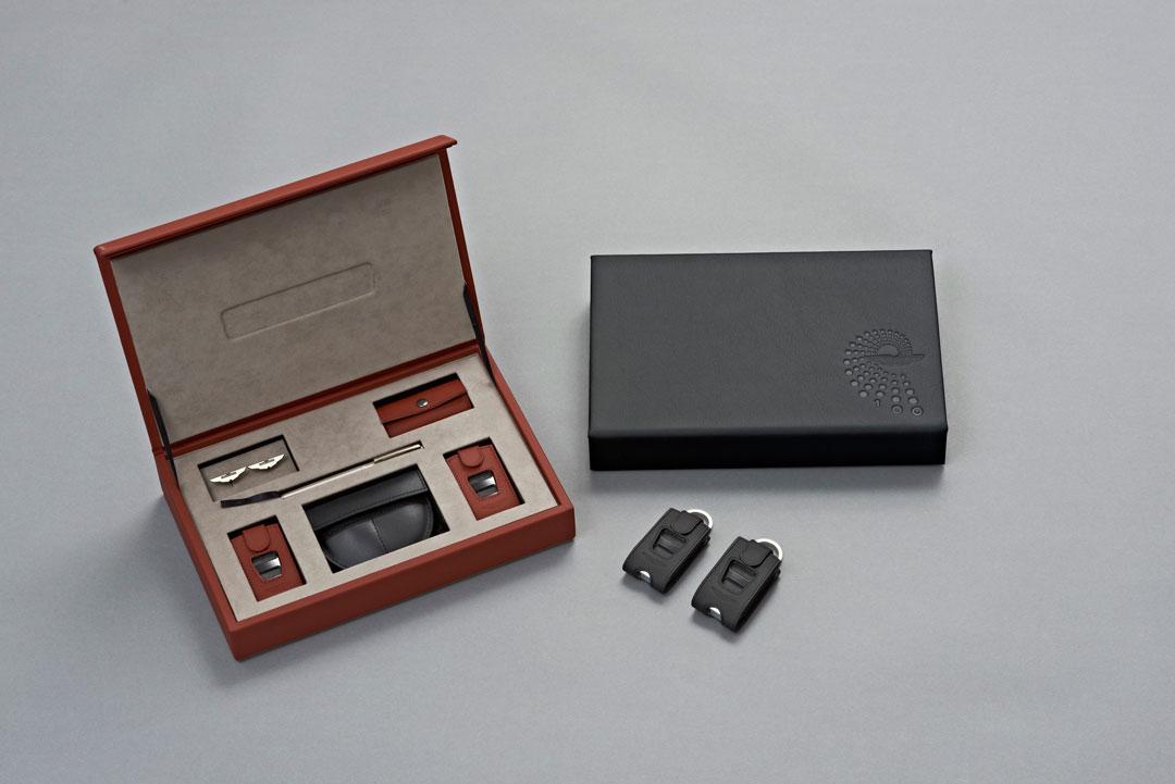Aston Martin Personal Storage